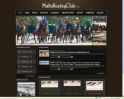 NEW WEBSITE FOR LOCAL HORSE RACING ENTHUSIASTS